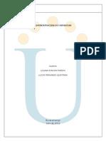 Unidad 1. Conceptualizacion de Organizacion Empresarial