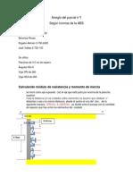 CALCULO DE ESTRUCTURA DE UN BUQUE