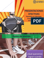 Presentaciones Efectivas PLEI 2014