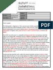 Go4English Form 11 - Teacher Naomi's Class Corrections for Jasmine (September 26, 2014)