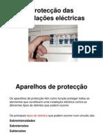 Proteção Das Instalações Elétricas