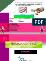 Artículo Farmaco II