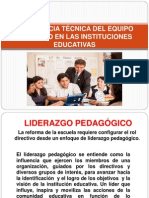 Asistencia Técnico Pedagógico