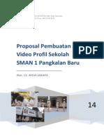 Proposal Video Profil - SMAN1 Pangkalan Baru