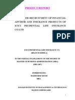 Iciciprudential Report