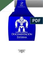 Robots - Documentación Externa