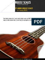 7 Must Know Ukulele Scales