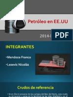 Petróleo en EEUU