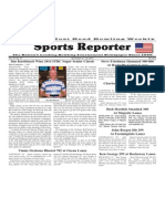 November 12 - 18, 2014 Sports Reporter