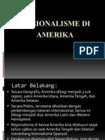 4. Regionalisme Di Amerika