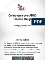 ADHD Disease Drugs