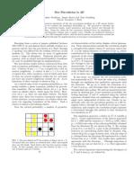 Site Percolation in 2D