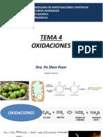 Clase 4 Oxidaciones