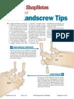 10 Best Handscrew Tips