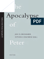 Jan N. Bremmer, Istvan Czachesz The Apocalypse of Peter Studies on Early Christian Apocrypha 2003.pdf