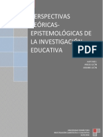 INFORME PERSPECTIVAS EDUCATIVAS