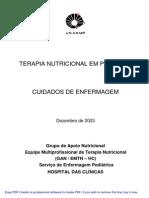 Protocolo Enf Pediatria 2004 Sonda NE