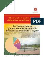 Contraloria Bogota Vigencias Futuras