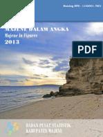 Majene Dalam Angka 2013