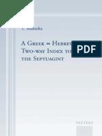 T. Muraoka A Greek-Hebrew Aramaic Two-way Index to the Septuagint 2010.pdf