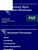Case Study 1 - Grocery Store