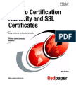Domino Certification Authority and SSL Certificates - Redp0046