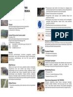 Brosur Kursus Geoteknik Terapan Untuk Tambang Terbuka