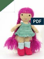 The Emma Doll Crochet Pattern