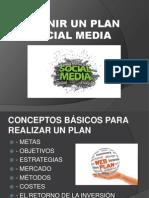 Definir Social Media Plan
