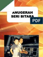 contoh slaid Anugerah Sri Bitara