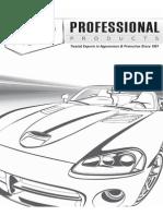 Meguiar's® Professional Products Catalog