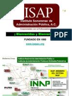 Bienvenida al ISAP