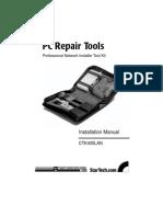 Professional Network Installer Tool Kit