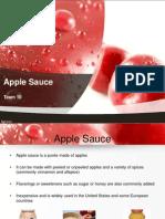 Apple SauceV1
