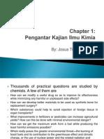 Pengantar Kimia Umum I