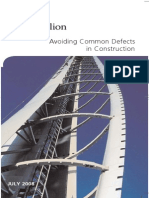 02347Avoiding Common Defects in Construction