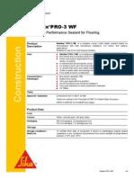 Sikaflex PRO 3 WF
