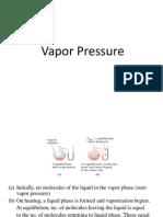 Vapor Pressure Powerpoint