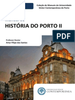 Manual de História Do Porto II (preview) - Artur Filipe Dos Santos - Universidade Sénior Contemporânea