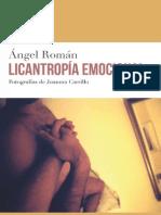 Licantropia-emocional