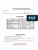 Quotation Importation (Consumption Entry).doc