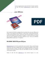 Acheter r4i 3ds Linker Ou Gateway 3ds Pour 9.2.0-20