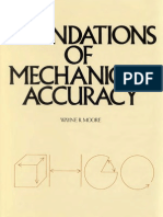 Foundations of Mechanical Accuracy