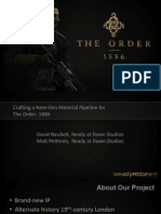 The Order Materials