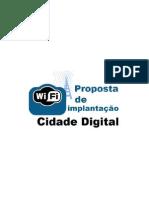 proposta de implantação da cidade digital