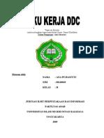 BUKU KERJA DDC