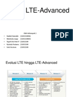 CoMP LTE