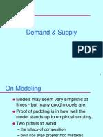 Demand&Supply
