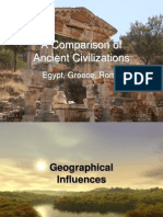 Comparison of Ancient Civilizations