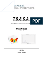 TOSCA Manuale